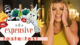 Baixar We Fully Broke Sofia Richie with a $9 Pair of Hoop Earrings | Expensive Taste Test | Cosmo
