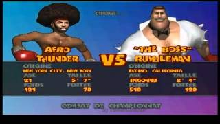 Ready 2 Rumble Boxing Moves And Characters