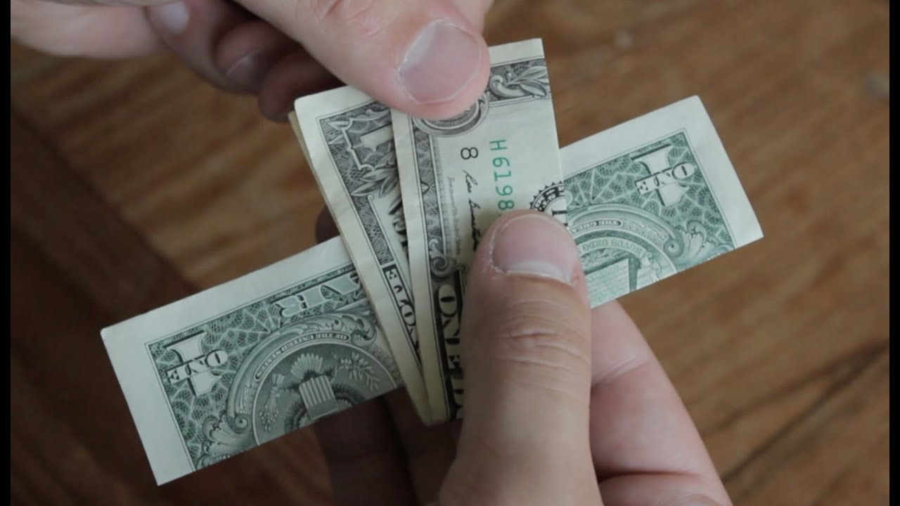 cash trick