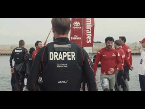 SoftBank Team Japan: Meet Chris Draper