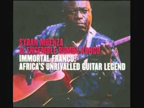 Syran Mbenza and Ensemble Rumba Kongo - Zozo Visi Immortal Franco (Congo)