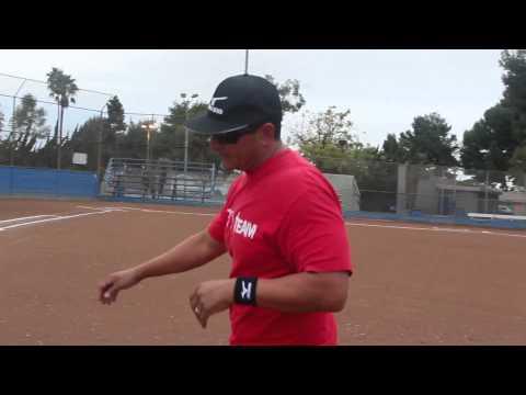 Tony Medina Infield Drills