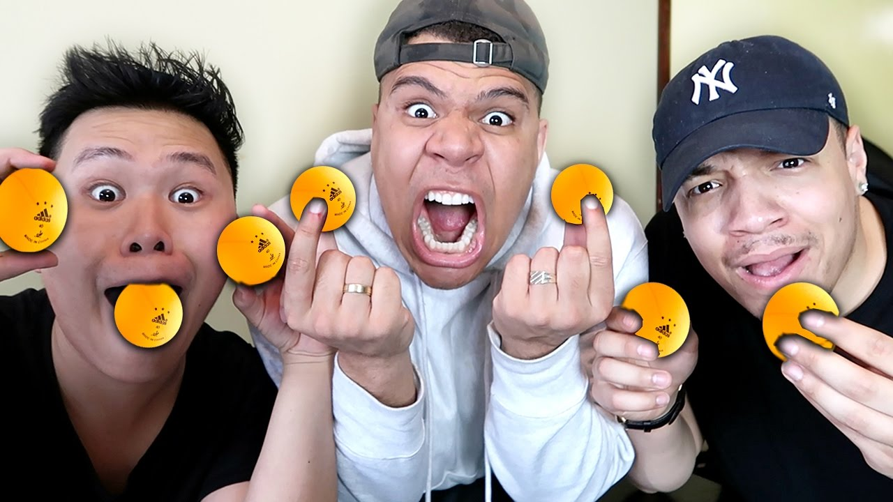 IMPOSSIBLE PING PONG TRICK SHOTS CHALLENGE!! (CRAZY)