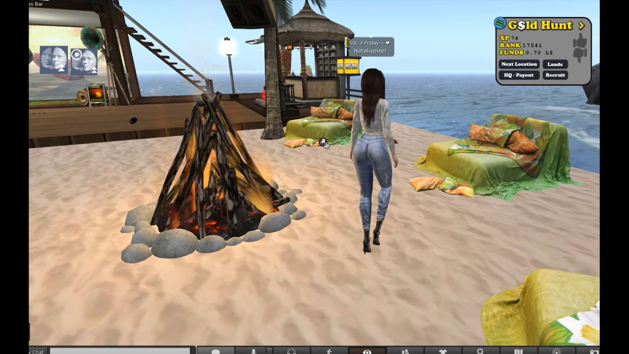 how to get free linden in second life