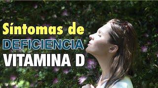 Cuáles son los Síntomas de la Falta de Vitamina D