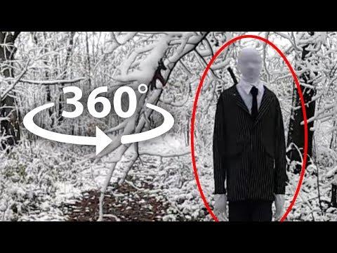 360 Slenderman  VR Horror Experience