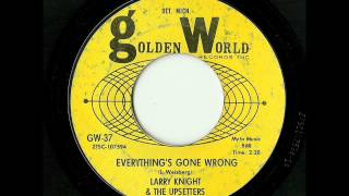 Larry Knight & The Upsetters - Everything