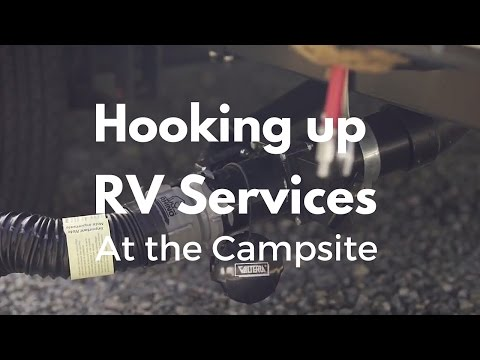 hookup campsites