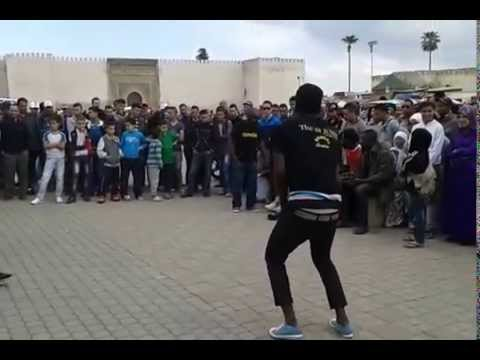 the best African dance ou Morocco