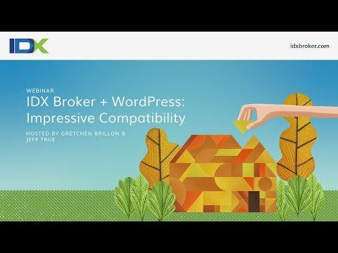 IDX Broker + WordPress: Impressive Compatibility