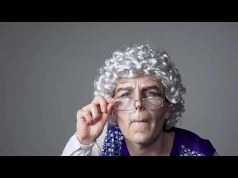 Alte Oma Makeup Karneval Fasching Kostum Makeup Radierer