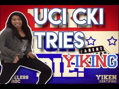 UCI CKI Tries: Yiking