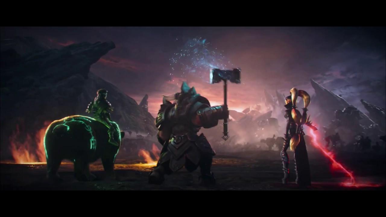 Wargaming анонсировала «диаблоподобную» Pagan Online — трейлер