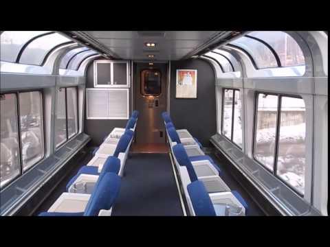 Amtraks Capital Limited from Toledo, Ohio to Washington DC