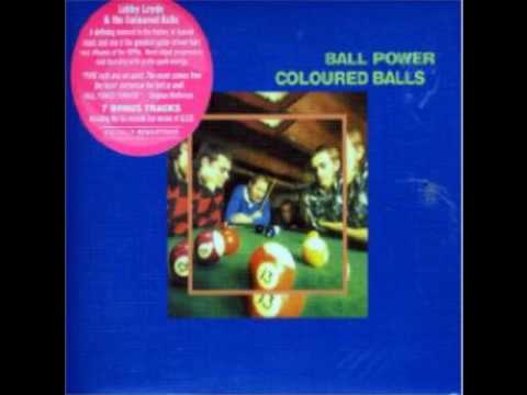 Coloured Balls - Human Being