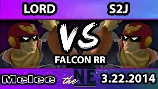 TNE - Lord Vs. S2J - Captain Falcon Round Robin