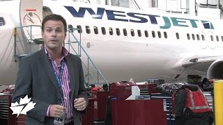 April Fools - WestJet introduces state-of-the-art money-saving feature