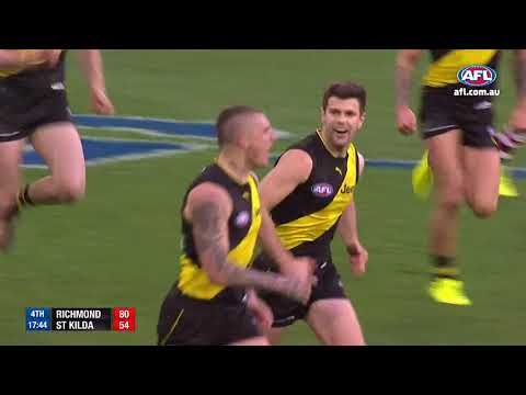 The 10 best moments from round 23 - AFL