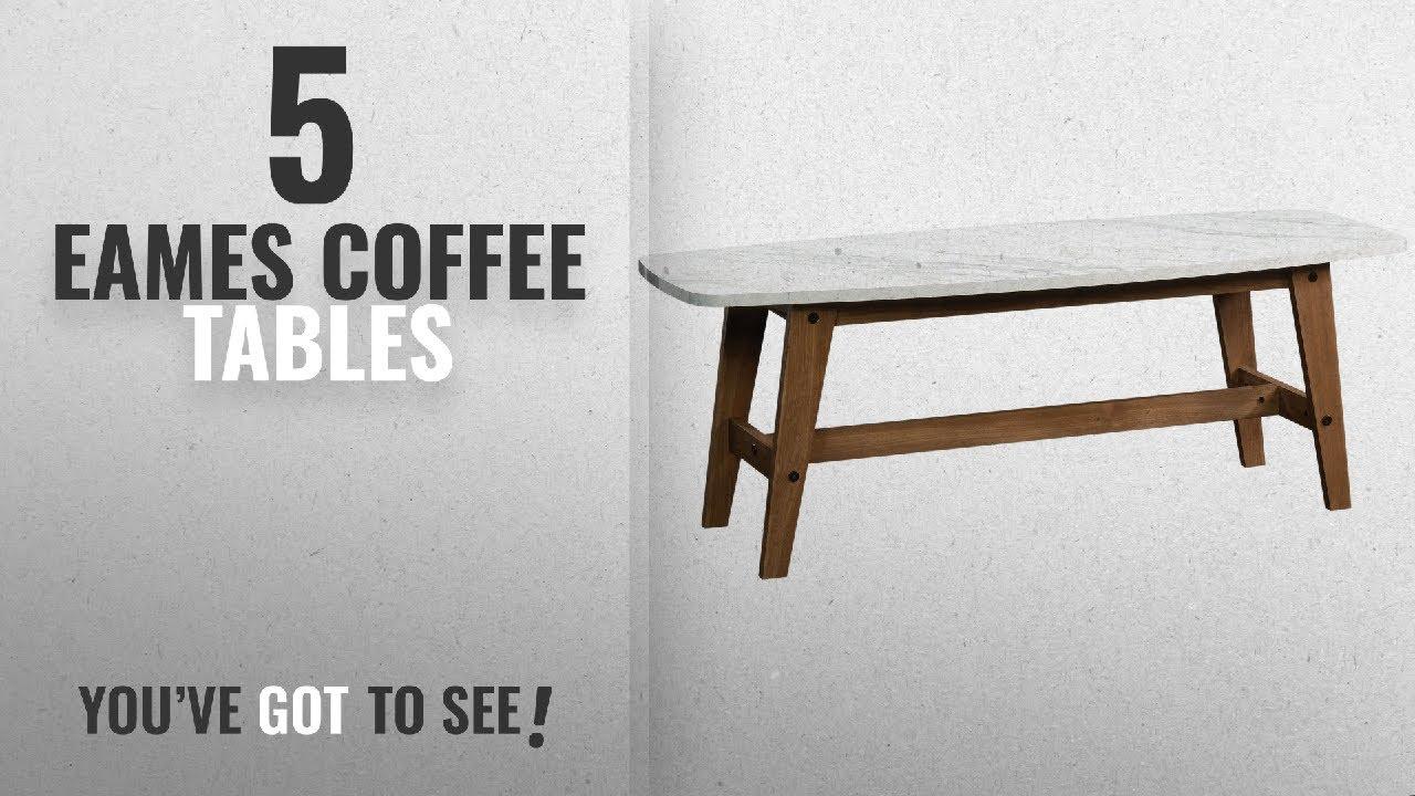Top 10 Eames Coffee Tables 2018 Sauder Soft Modern