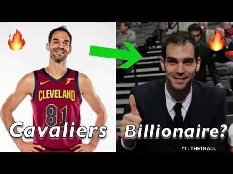 Is This Cleveland Cavaliers Player REALLY a Billionaire? | Jose Calderon Richer Than LeBron James?