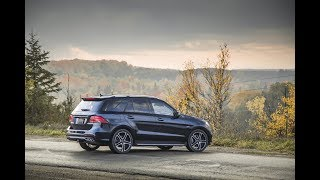 Mercedes-Benz GLE550 2018 Review