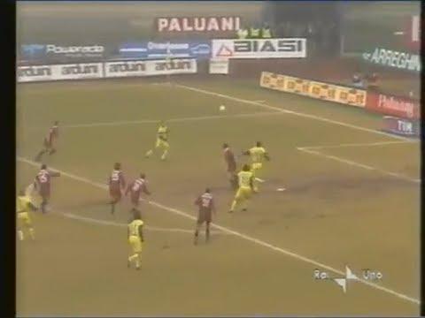 Chievo 3-2 Torino - Campionato 2002/03