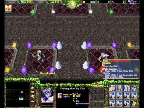 cách bug luffy map 9x hero defense