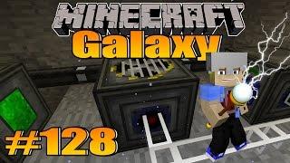 Die Sauerstoffversorgung!: Minecraft GALAXY - Folge #128 (SparkofPhoenix)