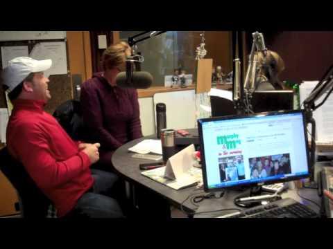 WISN 12's Kathy Mykleby & Criag McKee Visit Oldies 95.7