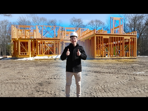Download Youtube: BUILDING MY DREAM HOUSE!