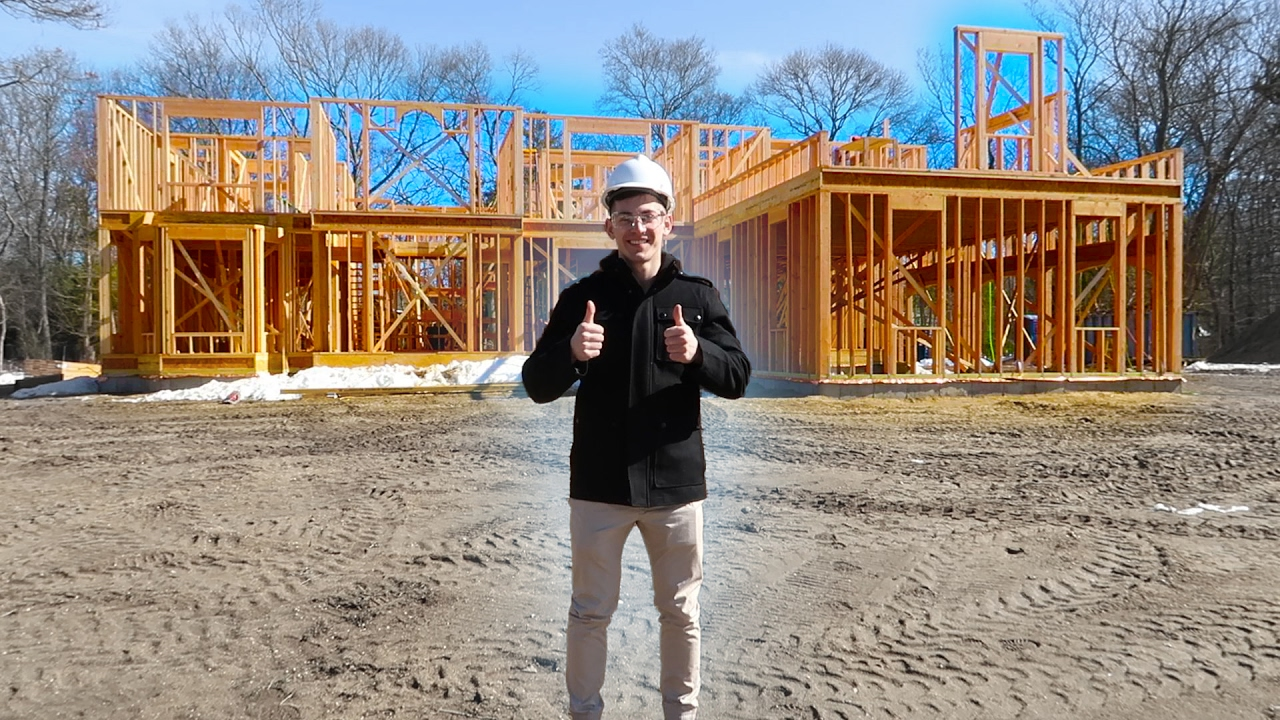 BUILDING MY DREAM HOUSE!