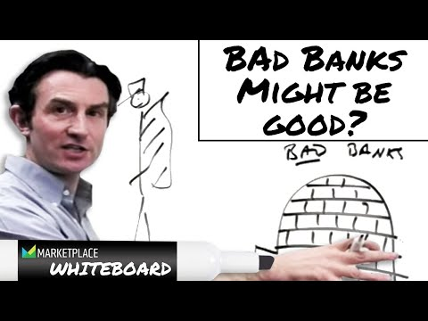 Why bad banks might be a good thing