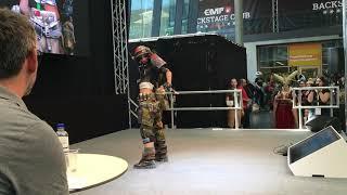 Cosplayer auf der Comic Con Stuttgart 2019