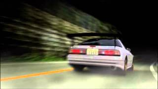 Initial D Arcade Stage 6 AA (RingEdge, 2011). Avance