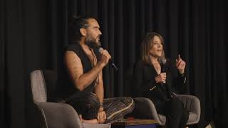 Because They Know We're So Strong - Marianne Williamson with Russell Brand