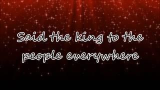Carrie Underwood - Do You Hear What I Hear (Lyrics)