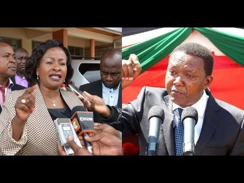 Breaking News: COURT OF APPEAL nullifies Alfred Mutua's election, says he was not validly elected