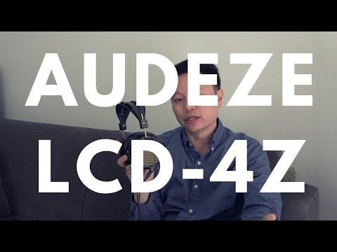 Reviewed ► Audeze LCD-4z Headphones - $4,000.  🎧