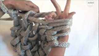 Repeat youtube video PLETEME RUKAMA | Knitting hands only
