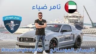 تامر ضياء -  الإمارات - مسابقة #فرسـان_المـوستانج