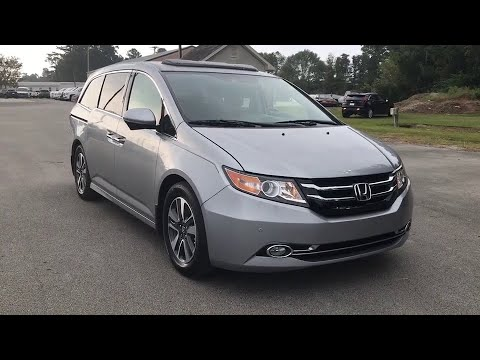 2016 Honda Odyssey Jacksonville, Greenville, New Port, Morehead City, Wilmington, NC CN1603A