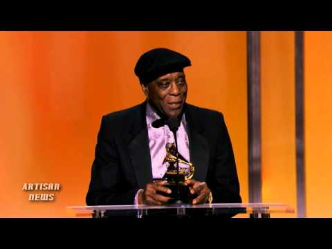 BUDDY GUY ACCEPTS FOR BEST BLUES ALBUM