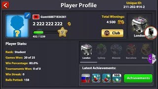 8 Ball Pool - [HACK 2.2B COINS] 100% working 2017