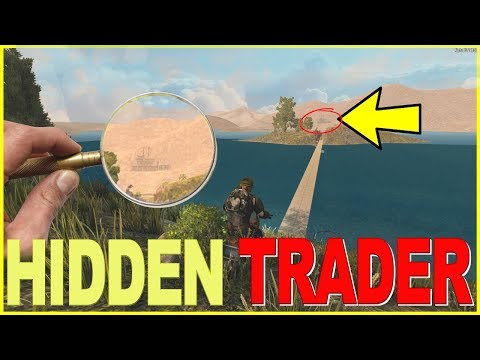7 Days To Die - Secret Road ...  Secret Trader      alpha 16.4