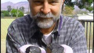 Hunt for Amazing Treasure - Meteorites