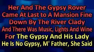 English Trad Gypsy Rover
