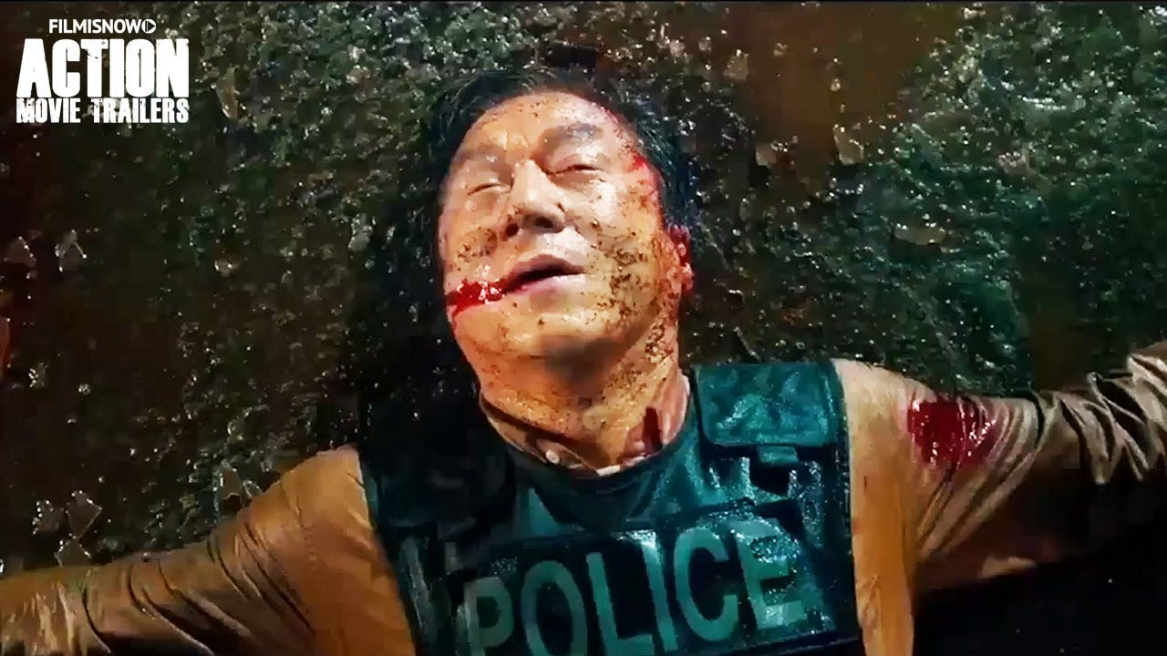 Download BLEEDING STEEL Trailer - Jackie Chan Sci-Fi Action Thriller Movie