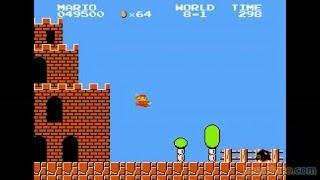 Speed Game - Super Mario Bros. - Super Mario Bros en 4:57