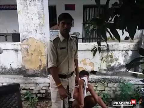 Download Mob justice: Locals strip man naked, thrash him for stealing Rs 200