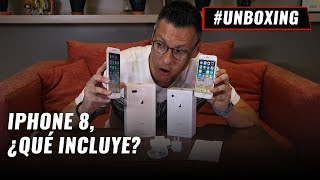 iPhone 8 y iPhone 8 Plus, unboxing en español